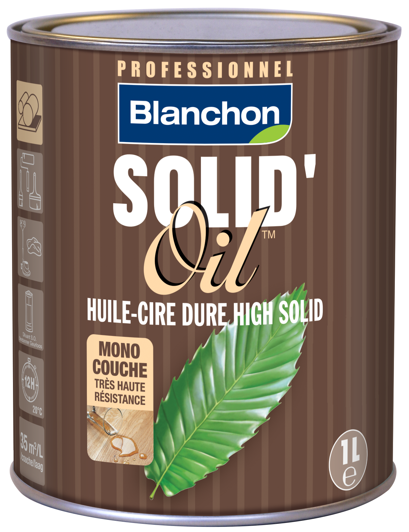 Huile-Cire dure Solid'Oil™