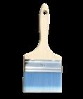 Spalter manche bois soies bleues 10 cm