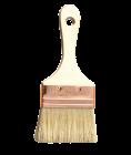 Spalter manche bois soies blanches 8 cm